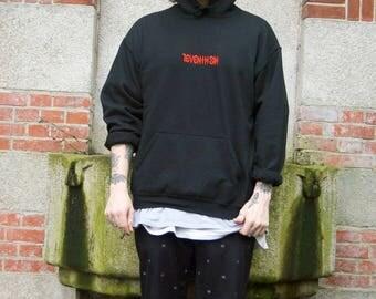 7eventh Sin Black Hoodie