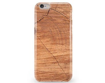 Wooden iPhone Case Wood iPhone SE Case Phone Wooden Case Wood Print iPhone 6 Case iPhone 7 Wooden Case iPhone 6 Plus Wood Case iPhone 5 Case