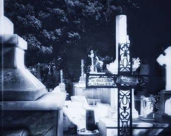 Friedhof, XI