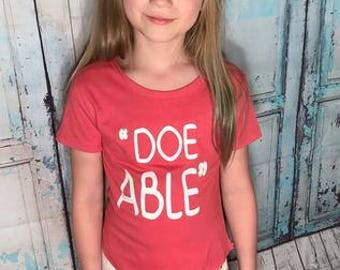 Doeable  Toddler Girl Outfit