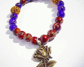 Universally Gifted Charm Bracelet