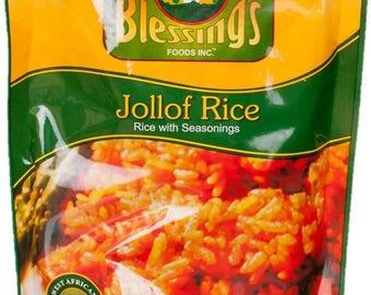 Jollof Rice Pack (10 oz)