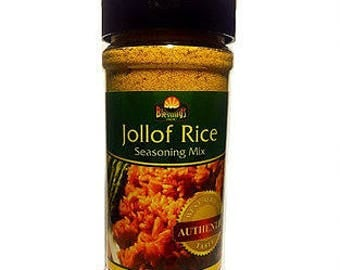 Jollof Rice Seasoning Mix (4.5 oz)