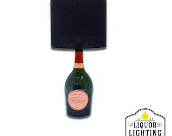 Laurent Perrier Rose Lamp