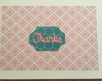 Variety Thank You Cards