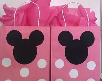 Minnie goody bags