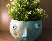 Face Planter - Red Flower