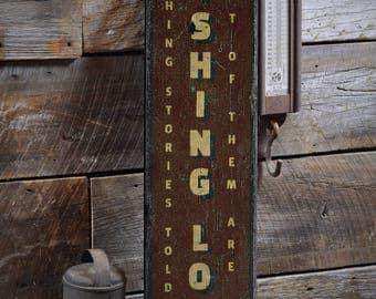 Fishing Lodge Sign, Rustic Fishing Decor, Fisherman Gift, Dad Fishing Sign, Fishing Lover Gift, HandMade Vintage Wooden Sign ENS1001860