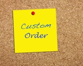 3 Custom order Bespoke leather wrap belts