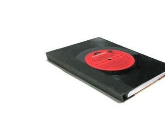 Donny & Marie Osmond - Vinyl Record LP Notebook