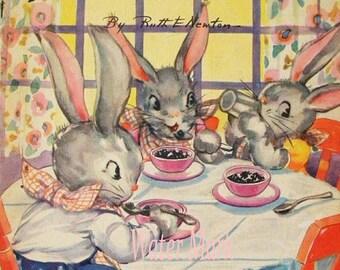Digital Download INSTAN*Peter Rabbit *Old book cover image*O darling