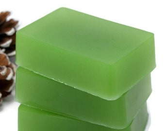 Mountain Retreat Soap Bar, Pine Scented Glycerin Soap