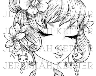 Thoughts - Coloring Page