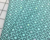 Tula Pink Foxfield Baby Geo in Dusk Cotton Fabric by the half yard