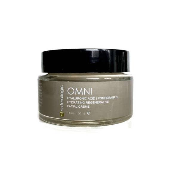 OMNI Botanical Moisturizer. Normal, Mature, Aging, Dry, Sensitive, Skin. Natural Organic Chemical Free Non Toxic Skin Care. Vegan.