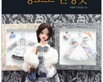 For Beginners - Making Doll Clothes Pattern Craft Book