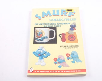 Smurf, Collectibles, Pricing, Value, Identification, Guide, Collector's, Book, Pictures~ The Pink Room ~ 170215