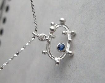 dot dot dot - Blue Sapphire