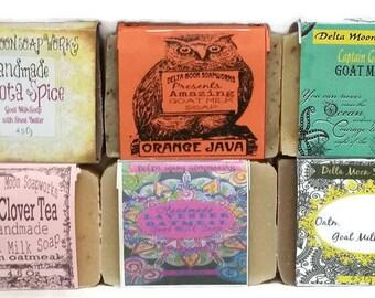 All Natural Goat Milk soaps, handmade soap, coffee soap, sea kelp soap, natural soap ,cold process soap, shaving soap, kitchen soap, mild