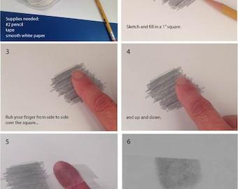 Fingerprint Ring Framed Pendant by donnaodesigns