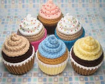 Cupcake - Amigurumi Pattern - PDF - Crochet - Instant Download