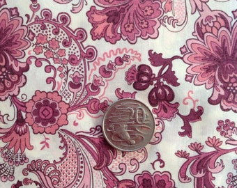 5e91c63f5026bc Liberty fabric Tana Lawn Penrose - 5x10   scrap - 2015 Spring Summer ...