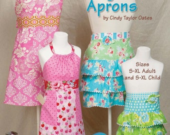 Mother & Daughter Aprons