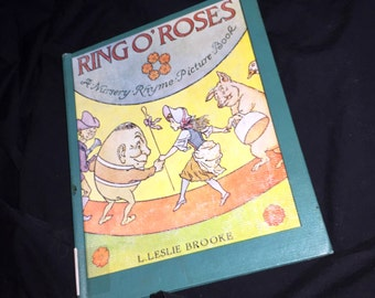 Ring O' Roses Nursery Rhyme Book