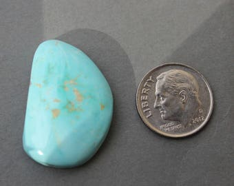 Turquoise Cabochon Free Form Royston