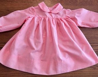 1970s Toddler Dress 2T