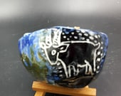 the silly goats tea bowl