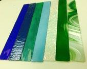 Custom Order for Calindiegurl Glass Strips Set
