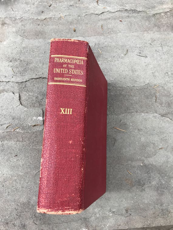 Pharmacy Book