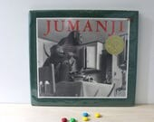 Jumanji.  1980s children's book by Chris van Allsburg. First Edition.
