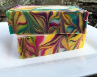 Energize Me Handmade Cold Processed Soap