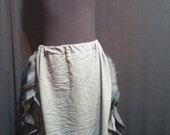 Grey Fish Skirt Size Large 40 to 50 inches