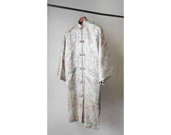 1960s Oriental Jacket Dress