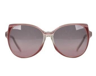 Authentic YVES SAINT LAURENT Vintage medee 746 58/16 oversized mint sunglasses