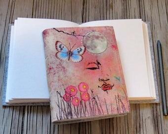 Peaceful Moments 02 journal -  peace dream life meditation  gratitude journal - tremundo