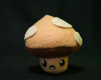 The Binding of Isaac - Mushroom enemy plushie