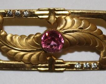 Vintage 1940's Sterling Pin