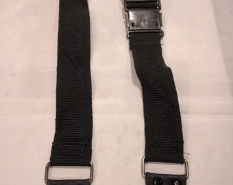 Vintage Nylon Camera strap with release