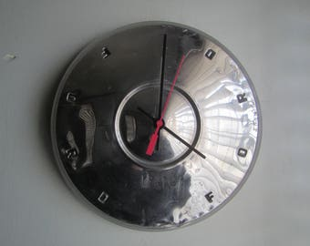 1962 Ford Fairlane-Galaxie Hubcap Clock No.2511