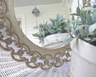 Vintage Mirror * Easel * Burwood * French Provincial * Shabby Chic