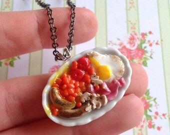 Fry Up Necklace