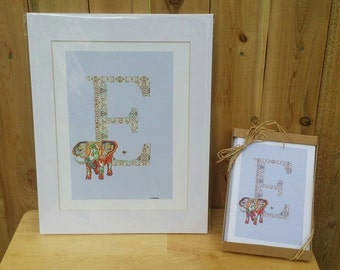 Alphabet Letter Gift Set - Artisan Baby and Children's Collection