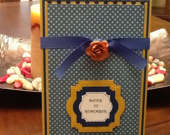 Dates to Remember Book / Perpetual Calendar / Birthday Anniversary Book --  In stock ready to ship
