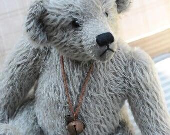 Handmade Mohair Bear, Mohair Teddy Bear, Teddy Bear, Handmade Teddy