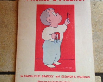 Mickey's Magnet Children's Book