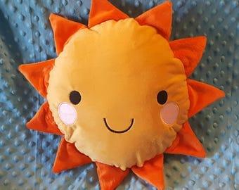 Jumbo Sun Plush